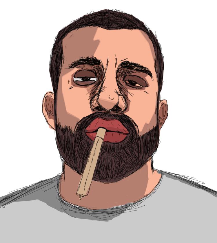 Artist Portraint - Moiz